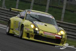 #63 Renauer Motorsport Team Porsche 996 GT3 RS: Wolfgang Kaufmann, Manfred Jurasz