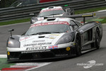 #7 Graham Nash Motorsport Saleen S7 R: Joel Camathias, Paolo Ruberti