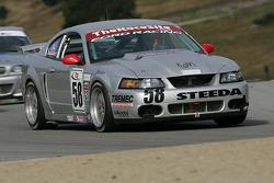 #58 SpeedQuest/ Rehagen Racing Mustang Cobra SVT: Adam Pecorari, Romeo Kapudija