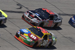 Elliott Sadler and Kevin Harvick