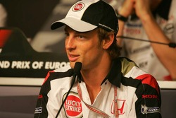 FIA Thursday press conference: Jenson Button
