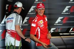 FIA Thursday press conference: Ralf Schumacher and Michael Schumacher