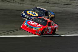 Jeff Burton and Michael Waltrip
