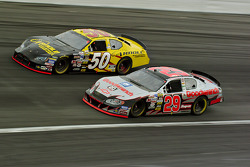 Kevin Harvick and Jimmy Spencer