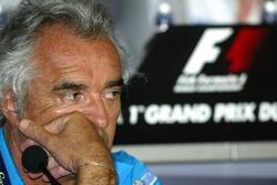 FIA Friday press conference: Flavio Briatore