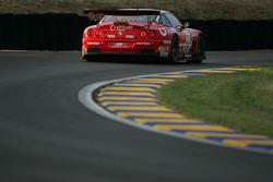 #51 BMS Scuderia Italia Ferrari 550 Maranello: Christian Pescatori, Fabrizio Gollin, Miguel Ramos