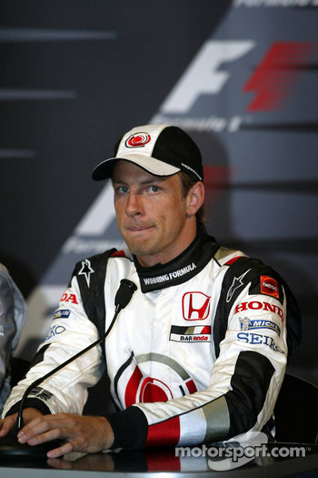 Saturday press conference: Jenson Button
