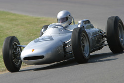 #804 1962 Porsche 804, class 6: Klaus Bischof