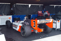 Helio's Dallara looks to be ready