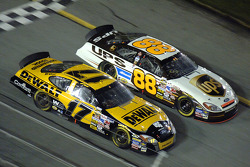 Matt Kenseth and Dale Jarrett