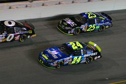 Jeff Gordon and Brian Vickers