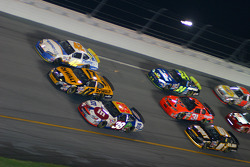 Three-wide action