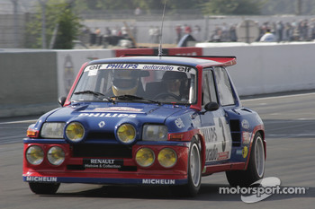 Renault 5 Turbo Tour de Corse