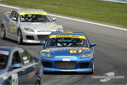 #67 SpeedSource Mazda RX-8: Rich Walker, John Bisignano