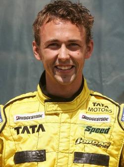 Nicolas Kiesa, Jordan test driver