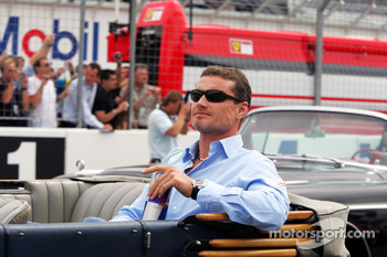 Drivers presentation: David Coulthard