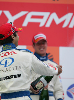 Takeshi Tsuchiya, James Courtney