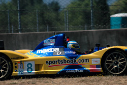 #8 B-K Motorsports Courage Mazda: Jamie Bach, Guy Cosmo