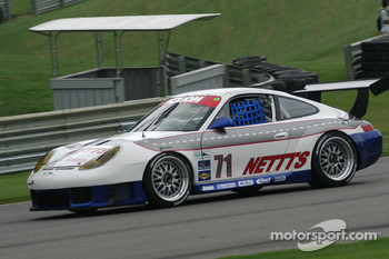 #71 SAMAX Porsche GT3 Cup: Mark Greenberg, David Empringham