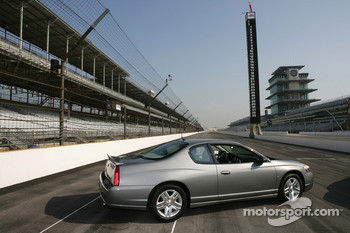The 2006 Chevrolet Monte Carlo production car