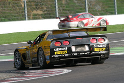 #6 GLPK Racing Corvette C5-R: Bert Longin, Anthony Kumpen, Mike Hezemans, Jeroen Bleekemolen