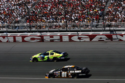 Kyle Busch and Joe Nemechek