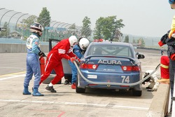 #74 Kensai Racing Acura TSX: Michael Thornley, Peter Schwartzott