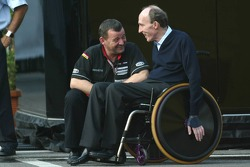 Paul Stoddart and Frank Williams