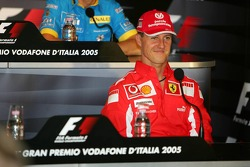 FIA Thursday press conference: Michael Schumacher