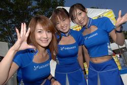 Lovely Gauloises hostesses