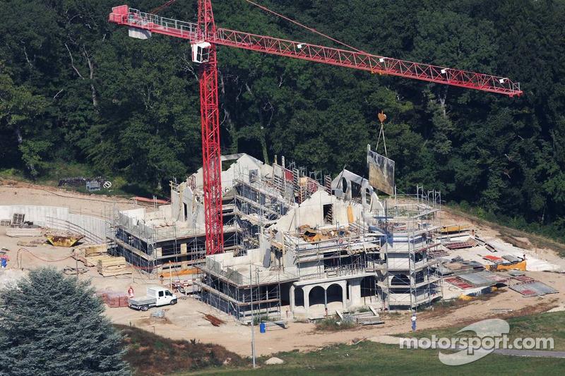 Of Michael Schumacher S House 2005 Visit