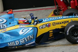 2005 World Champion Fernando Alonso