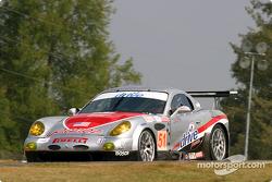 #51 Panoz Motor Sports Panoz Esperante GTLM: Marino Franchitti, Bryan Sellers, Gunnar Jeannette