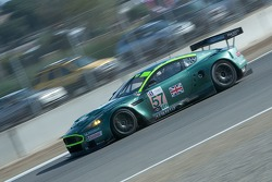 #57 Aston Martin Racing Aston Martin DB9: David Brabham, Darren Turner