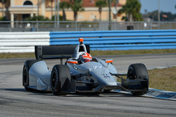 James Hinchcliffe, Schmidt Peterson Motorsport Honda