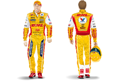 Tom Coronel's 2015 race suit
