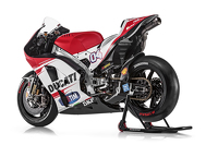 Ducati Desmosedici GP15 launch