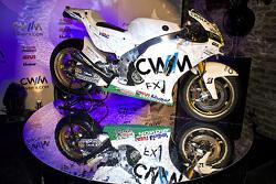 LCR Honda unveils 2015 MotoGP bike