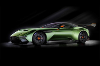 Aston Martin Vulcan unveil