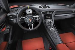 Porsche 911 GT3 RS unveil