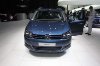 Volkswagen Sharan Facelift