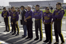 IROC drivers ready for the race