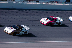 Scott Pruett and Max Papis