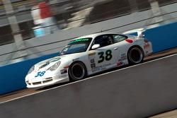#38 BGB Motorsports Porsche 996: John Tesse, Mark Plummer, Guy Cosmo