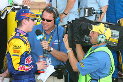 Victory lane: interview for Kyle Busch