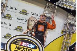NASCAR Nextel Cup 2005 champion Tony Stewart