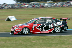 Rick Kelly managed 7th during the shoot out