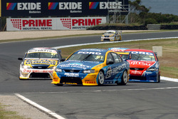 Lee Holdsworth has a busy weekend driving in both series