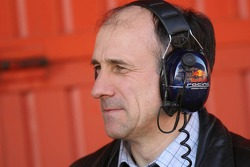 Scuderia Toro Rosso manager Franz Tost