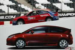 Citroën Xsara WRC on track